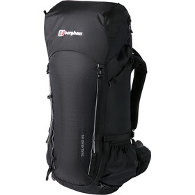 Berghaus Trailhead 65 Backpack Black/Black